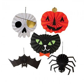 Decoraciones colgantes Halloween