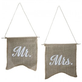 Banderines Mr & Mrs