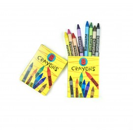 Pack crayons