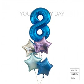 HAPPY NUMBER STARS